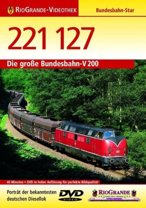 DVD: 221 127 - Die große V 200