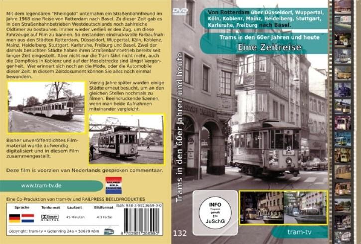 DVD: Die Tram in den 60er Jahren und heute - Eine Zeitreise