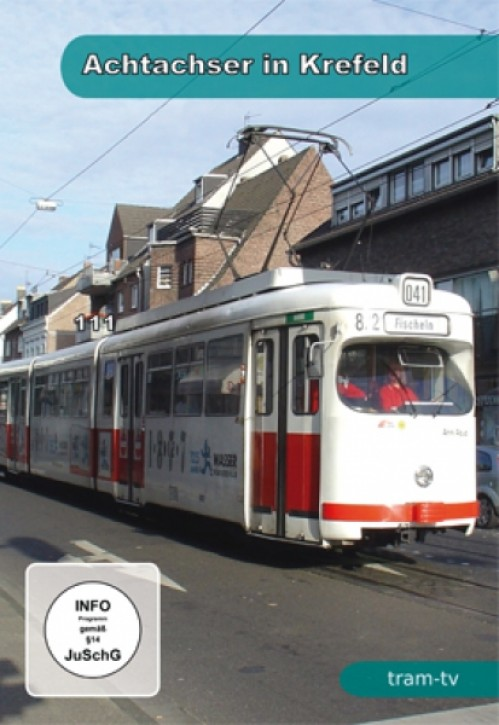 DVD: Achtachser in Krefeld
