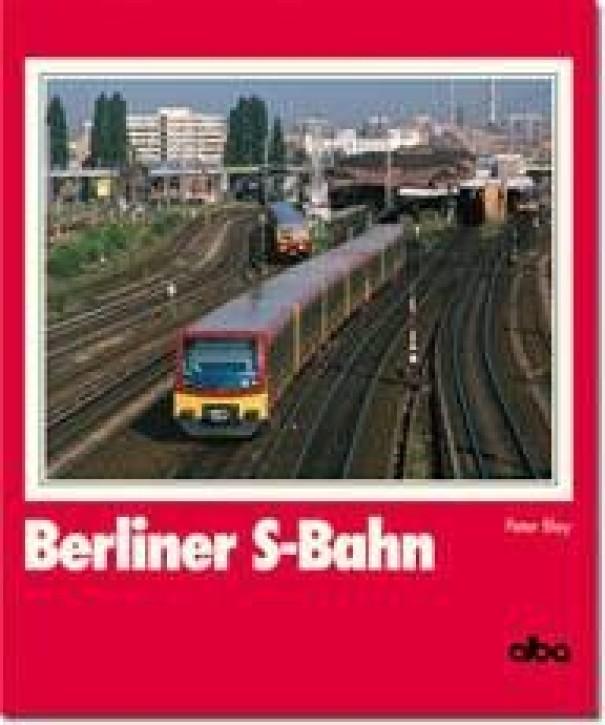 Berliner S-Bahn. Peter Bley