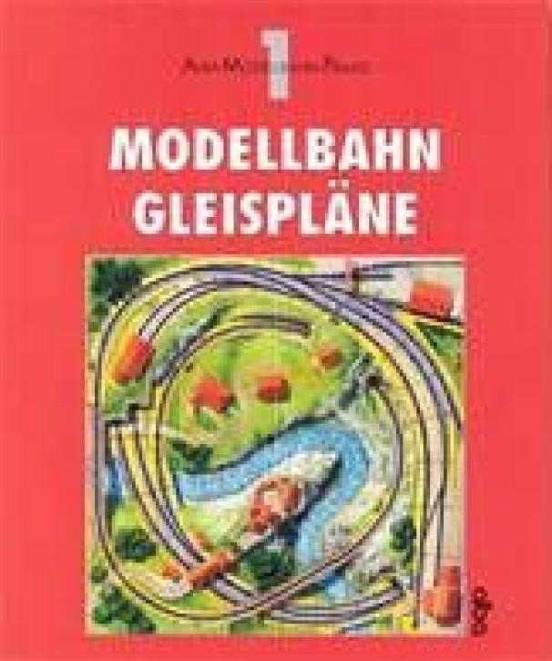 Modellbahn-Gleispläne. Joachim M. Hill