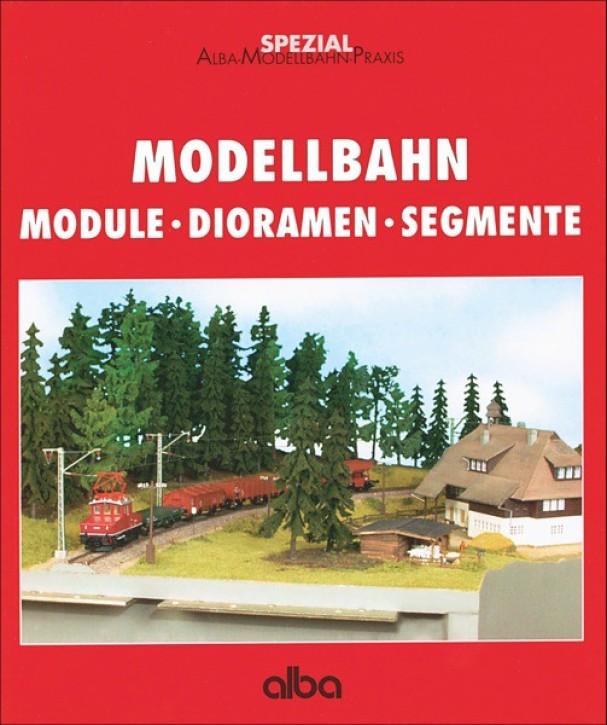 Modellbahn. Module, Dioramen, Segmente. Gunnar Selbmann