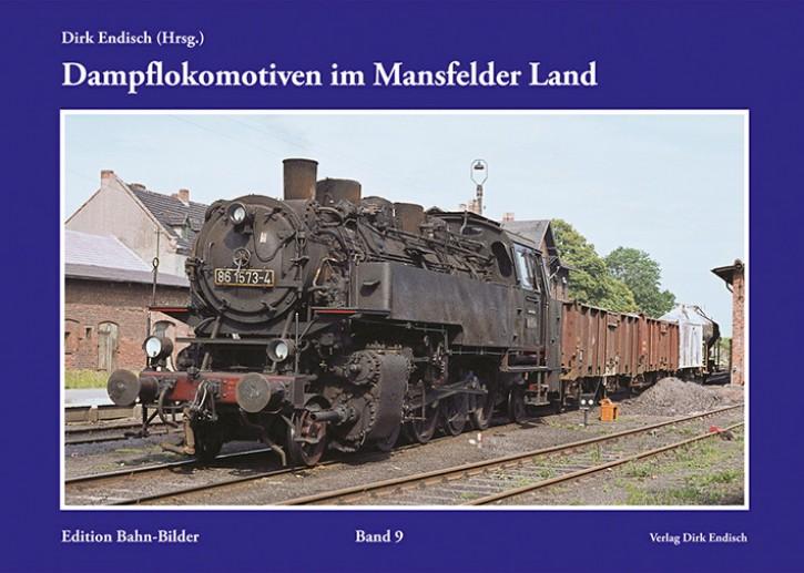 Edition Bahn-Bilder Band 9: Dampflokomotiven im Mansfelder Land. Dirk Endisch (Hrsg.)