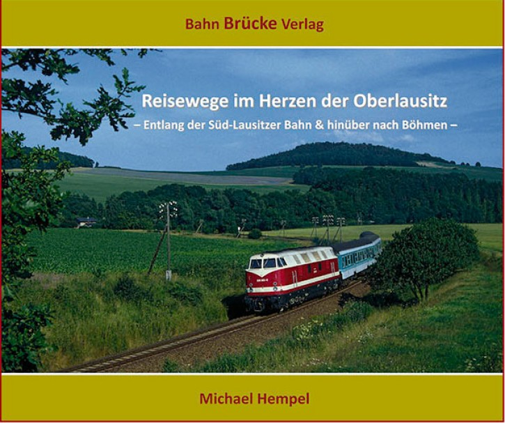Reisewege im Herzen der Oberlausitz. Michael Hempel