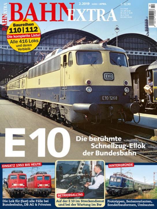 DB Fachbuch Lok Legenden Die Bügelfalte Baureihe E 10 der Deutschen Bundesbahn