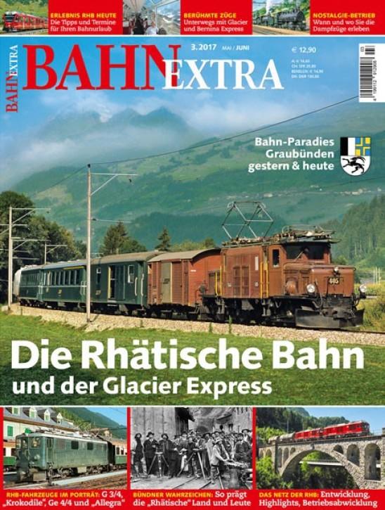 BahnExtra: Die Rhätische Bahn und der Glacier Express