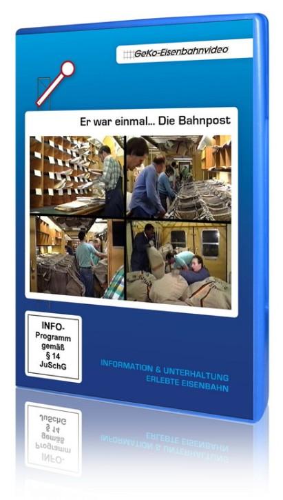 DVD: Es war einmal… die Bahnpost