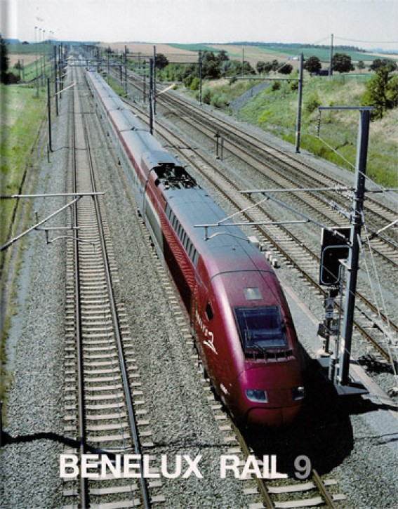 Benelux Rail 9. Marcel Vleugels