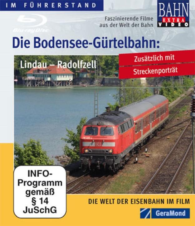 Blu-ray Disc: Die Bodensee-Gürtelbahn. Lindau - Radolfzell