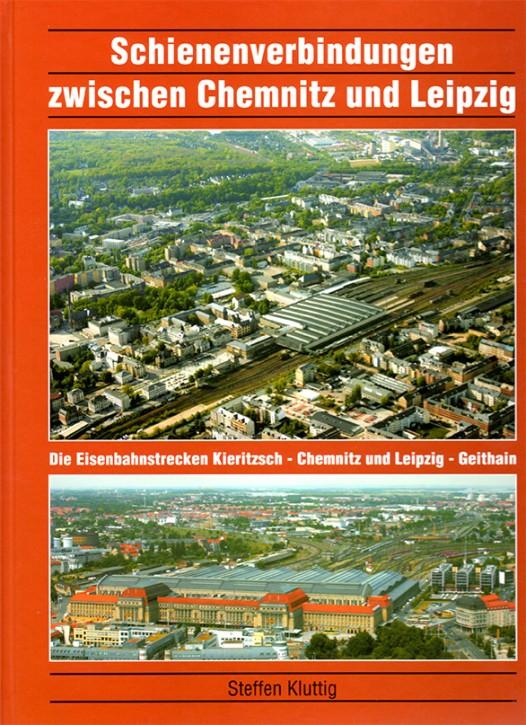 Schienenverbindungen zwischen Chemnitz und Leipzig. Steffen Kluttig