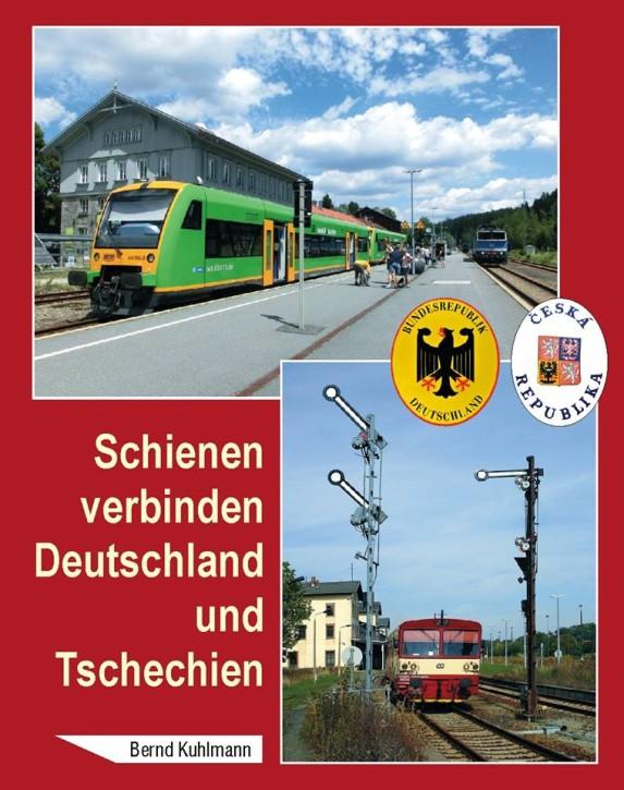 Schienen verbinden Deutschland und Tschechien. Bernd Kuhlmann