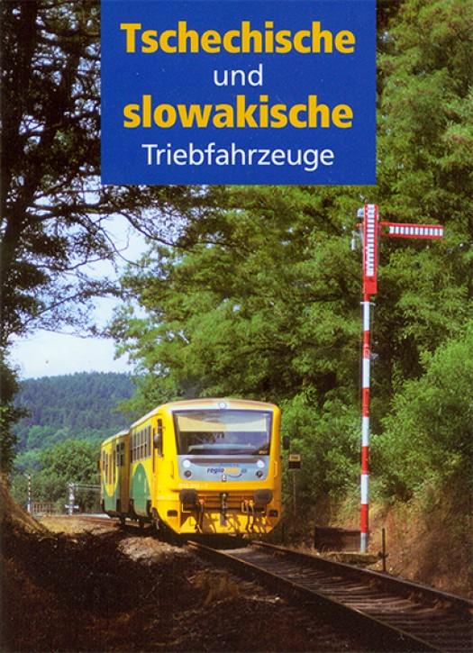 Tschechische und slowakische Triebfahrzeuge. Jaromír Bittner u. a.