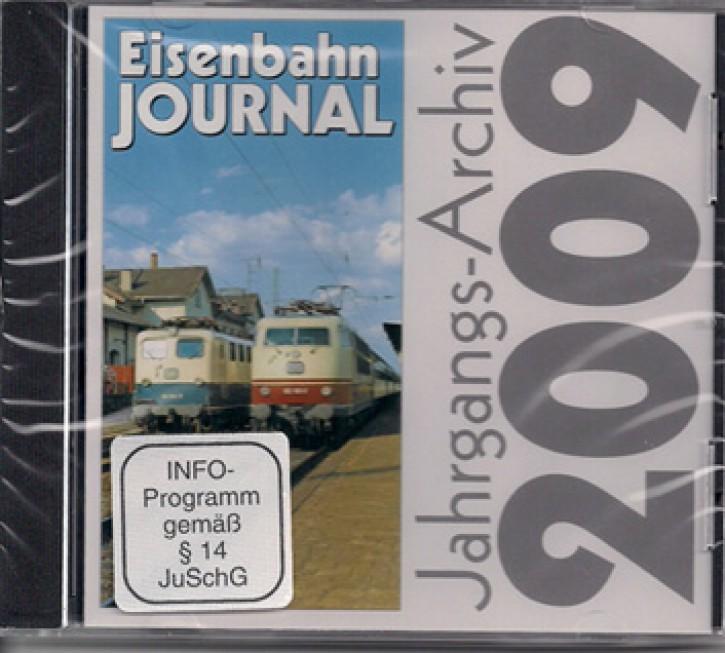 CD: Eisenbahn Journal Jahrgangsarchiv 2009