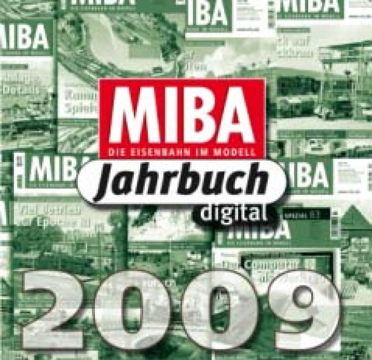 MIBA-Jahrbuch 2009 als CD-Rom