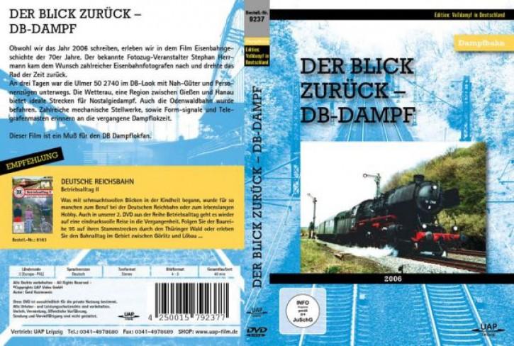 DVD: Der Blick zurück - DB-Dampf 2006
