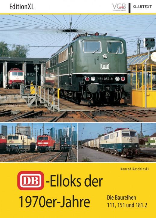 Mängelexemplar: EditionXL 2-2019: DB-Elloks der 1970er-Jahre