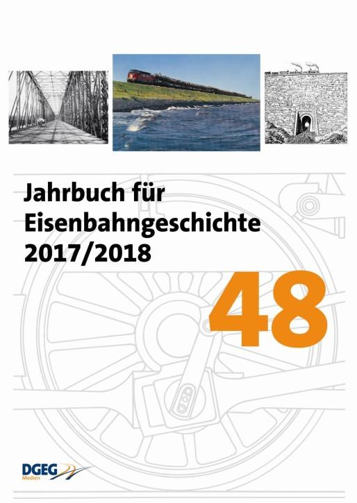 Jahrbuch für Eisenbahngeschichte Band 48. 2017-2018