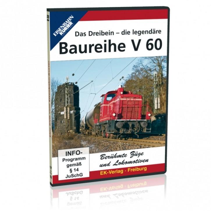 DVD: Das Dreibein - die legendäre Baureihe V 60
