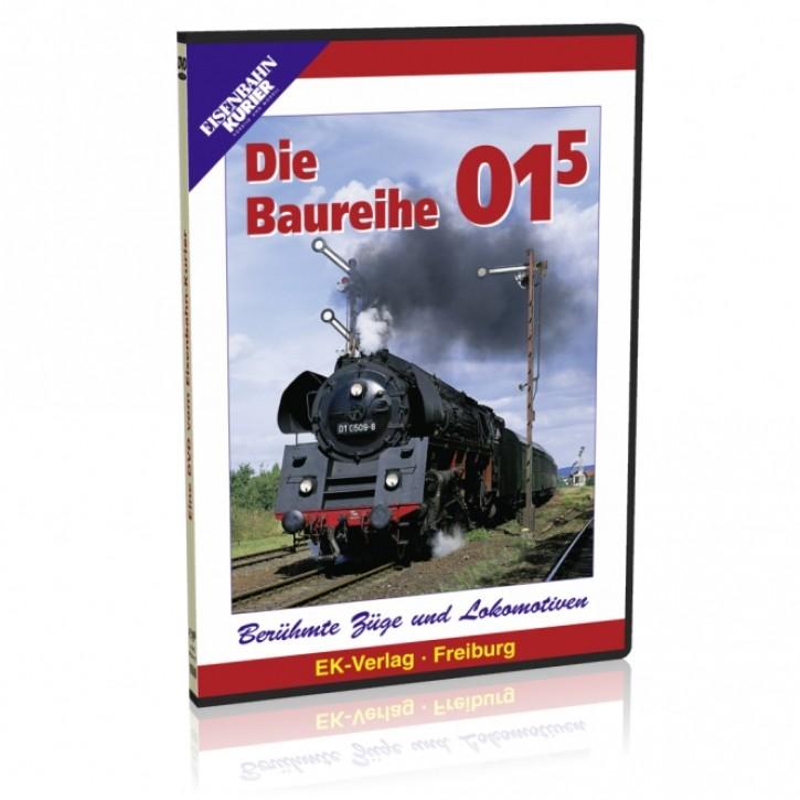 DVD: Die Baureihe 01.5