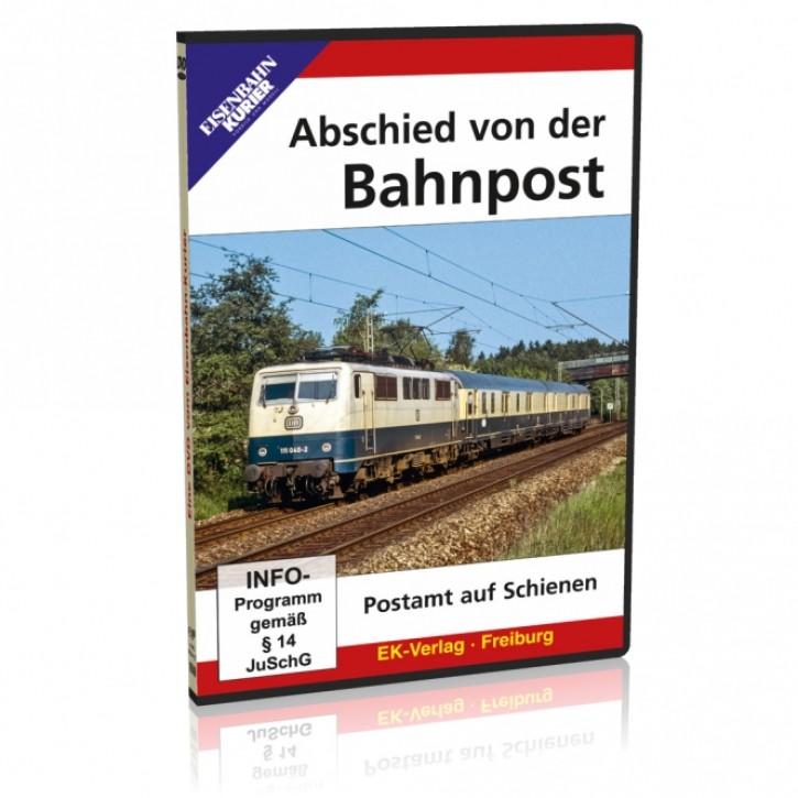 DVD: Abschied von der Bahnpost. Postamt auf Schienen