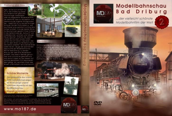 DVD: Modellbahnschau Bad Driburg 2