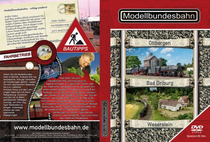 DVD: Modellbahnschau Bad Driburg 3