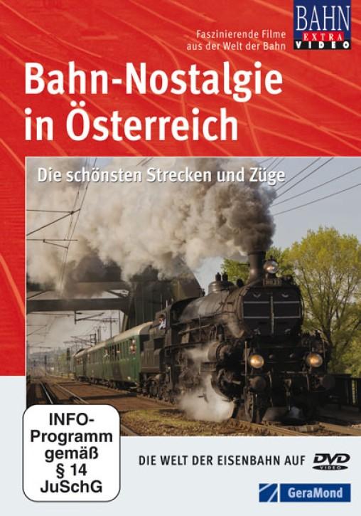 DVD: Bahn-Nostalgie in Österreich. Die schönsten Strecken und Züge