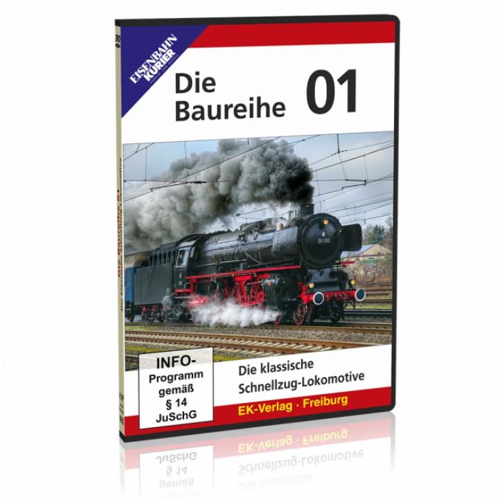 DVD: Die Baureihe 01. Die klassische Schnellzug-Lokomotive