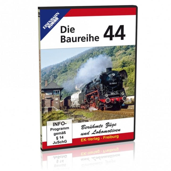 DVD: Die Baureihe 44