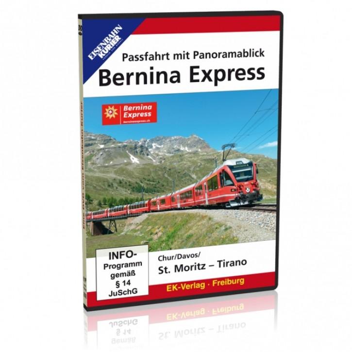 DVD: Bernina Express. Passfahrt mit Panoramablick. Chur/Davos/St. Moritz - Tirano
