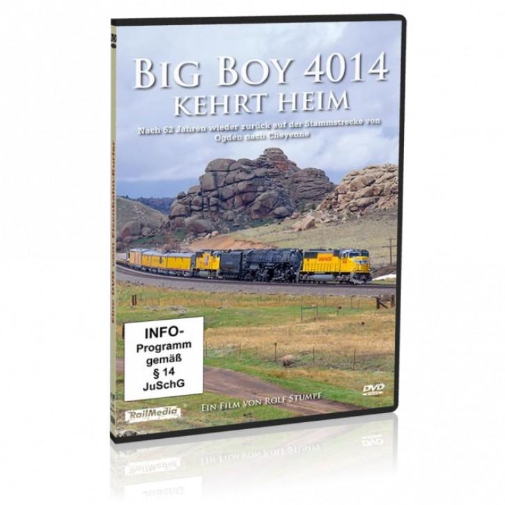 DVD: Big Boy 4014 kehrt heim