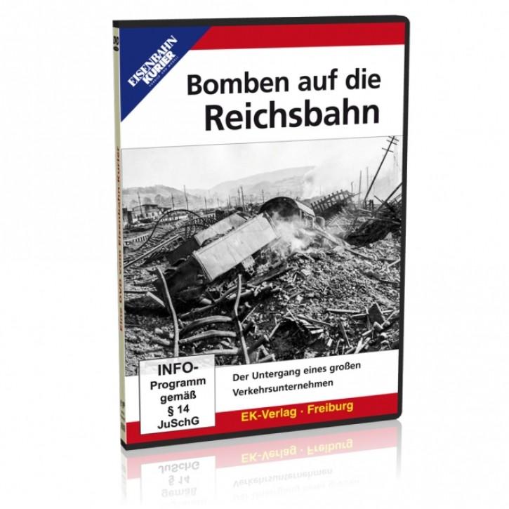 DVD: Bomben auf die Reichsbahn. Der Untergang eines großen Verkehrsunternehmens