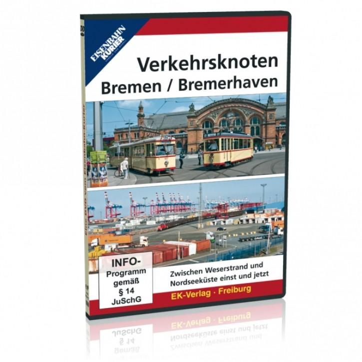 DVD: Verkehrsknoten Bremen / Bremerhaven