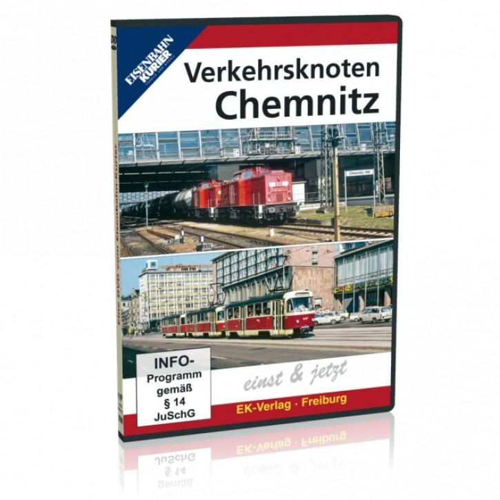 DVD: Verkehrsknoten Chemnitz