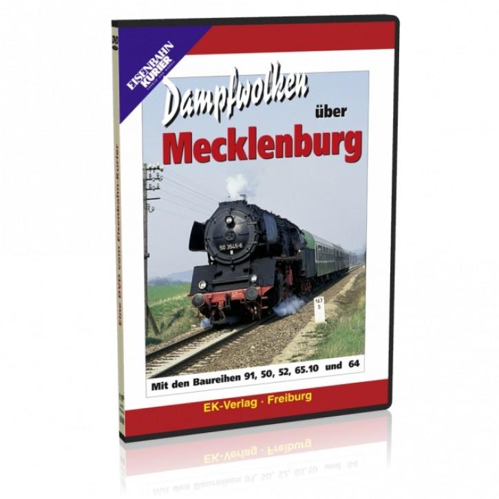 DVD: Dampfwolken über Mecklenburg