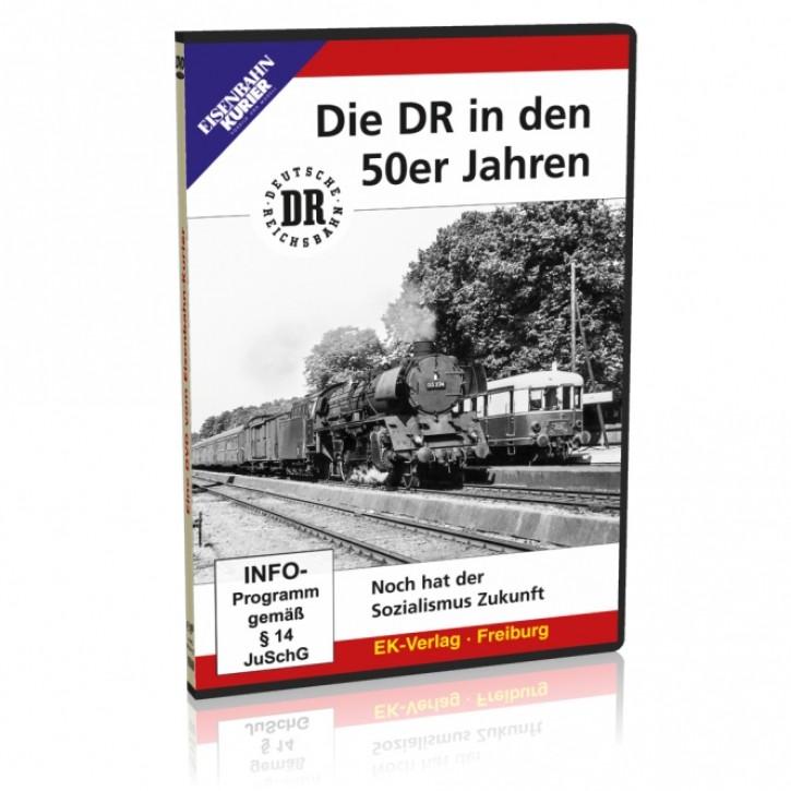 DVD: Die DR in den 50er Jahren. Noch hat der Sozialismus Zukunft