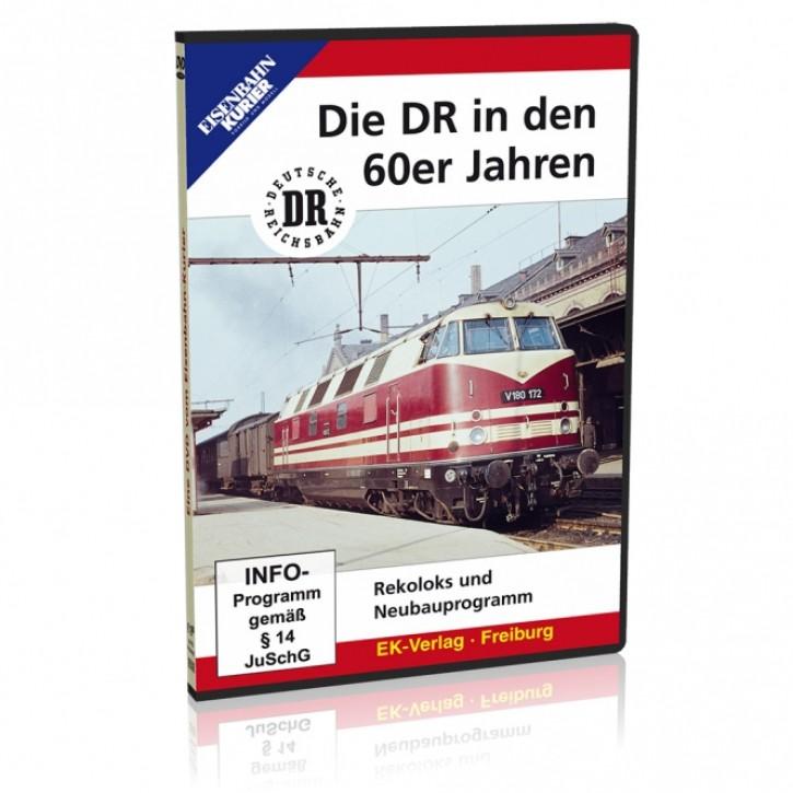DVD: Die DR in den 60er Jahren. Rekoloks und Neubauprogramm