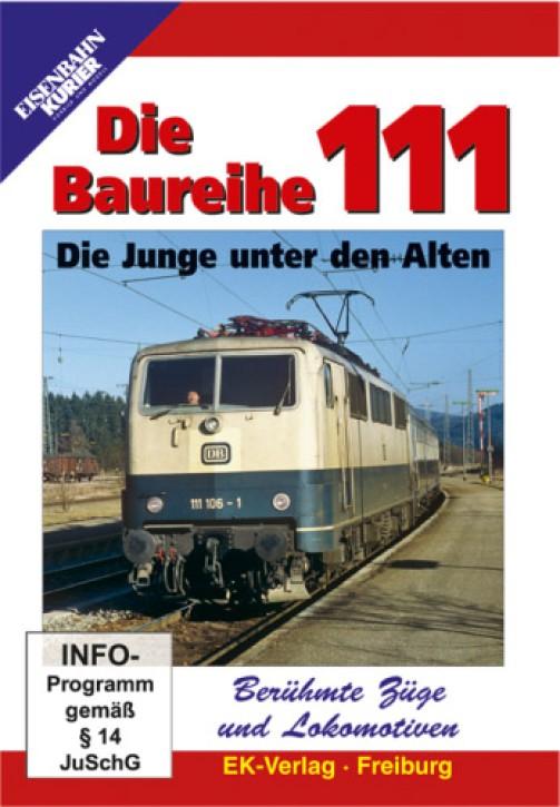 DVD: Die Baureihe 111. Die Junge unter den Alten