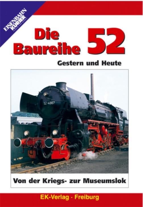 DVD: Die Baureihe 52
