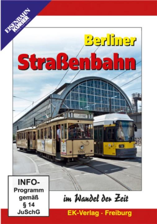 DVD: Berliner Straßenbahn. Im Wandel der Zeit
