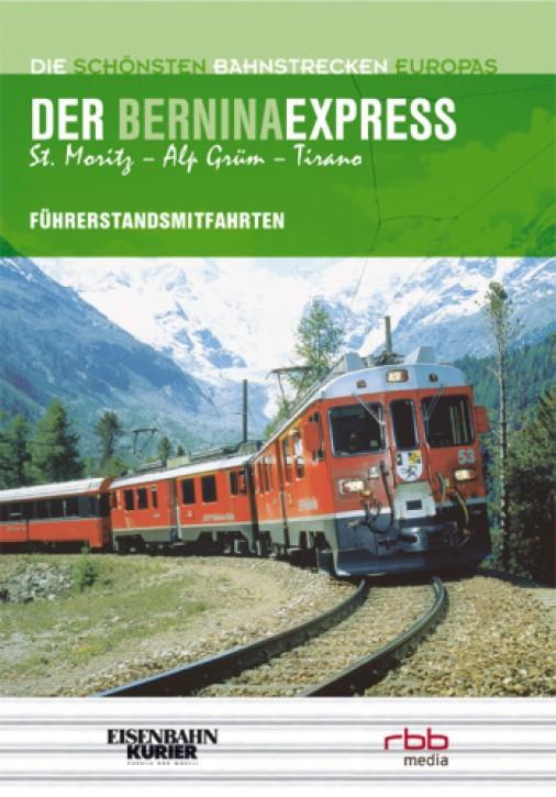 DVD: Schweiz: Bernina-Express - St. Moritz - Tirano
