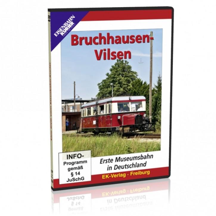 DVD: Bruchhausen-Vilsen. Erste Museumsbahn in Deutschland
