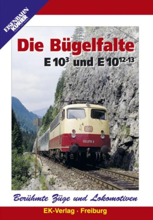DVD: Die Bügelfalte. E 10.3 und E 10.12-13