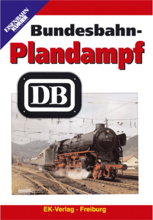 DVD: Bundesbahn Plandampf