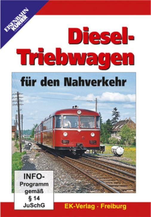 DVD: Diesel-Triebwagen für den Nahverkehr