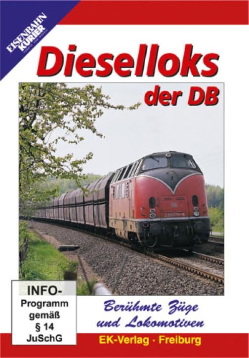 DVD: Dieselloks der DB