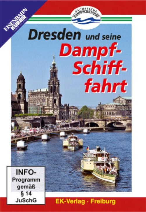 DVD: Dresden und seine Dampfschifffahrt