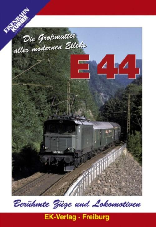DVD: E 44. Die Großmutter aller modernen Elloks