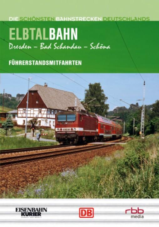 DVD: Die schönsten Bahnstrecken Deutschlands. Elbtalbahn