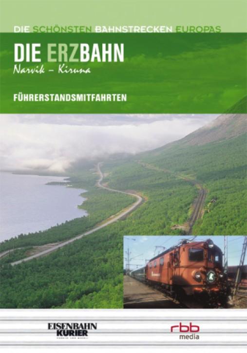 DVD: Die Erzbahn Narvik - Kiruna